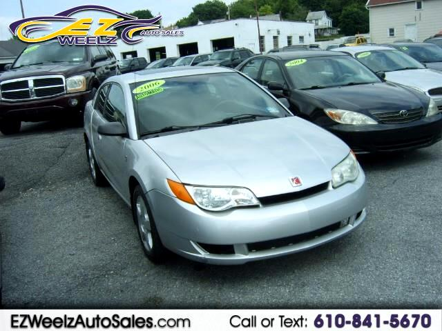 2006 Saturn ION Quad Coupe 3 w/Auto