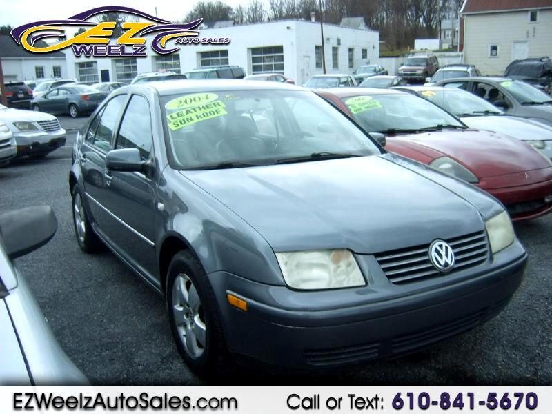2004 Volkswagen Jetta GLS 2.0L