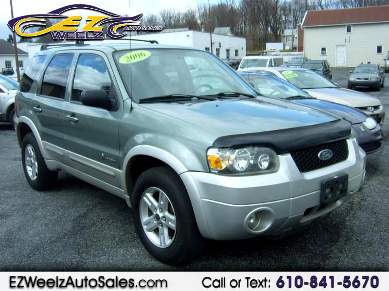 2006 Ford Escape Hybrid FWD