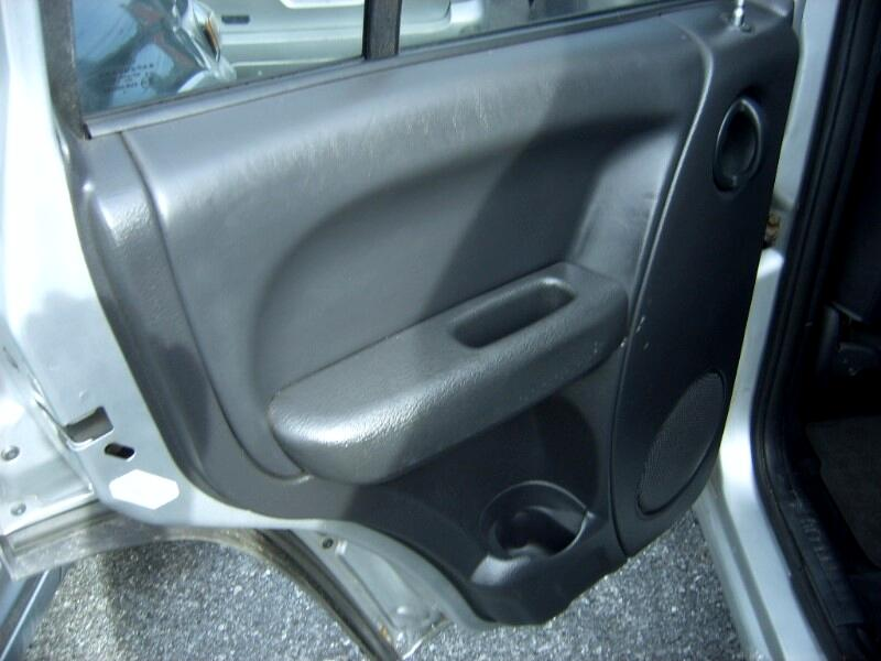 2004 Jeep Liberty Sport 4WD