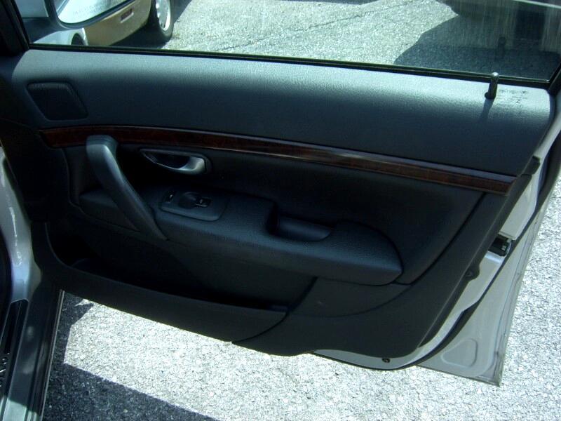2004 Volvo S80 2.5T