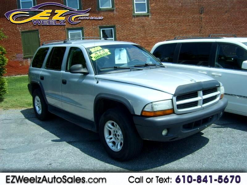 2003 Dodge Durango SXT 4WD