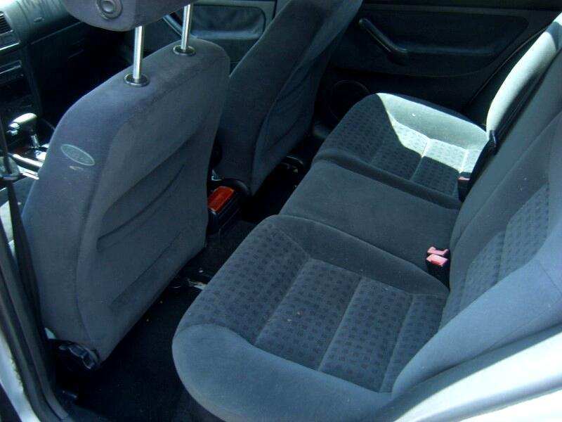 2001 Volkswagen Golf GLS 1.8T