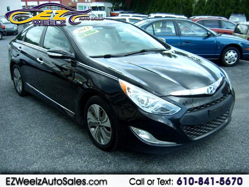 2013 Hyundai Sonata Hybrid Sedan