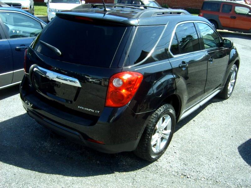 2011 Chevrolet Equinox 1LT AWD