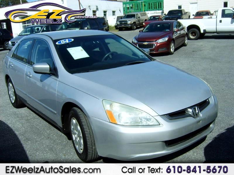 2004 Honda Accord LX sedan AT