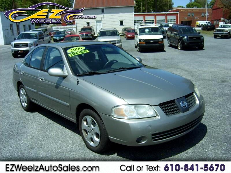 Nissan Sentra 1.8 2006