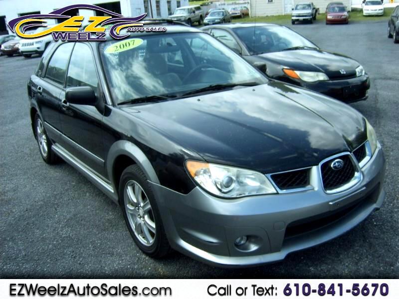 Subaru Outback Sport 2007