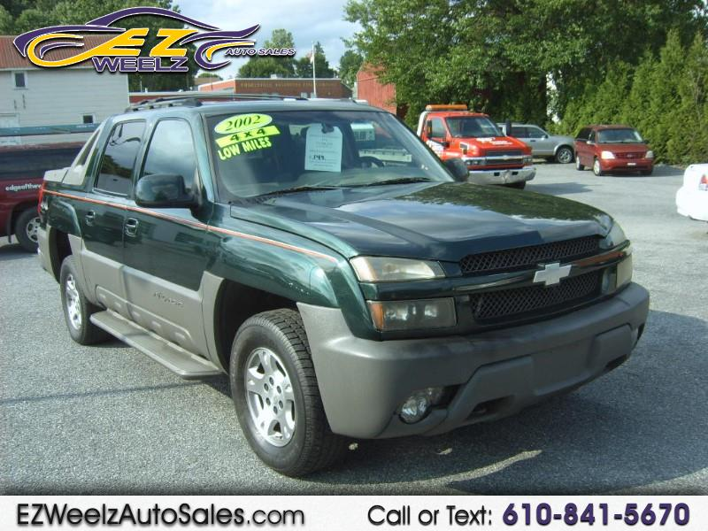 Chevrolet Avalanche 1500 4WD 2002