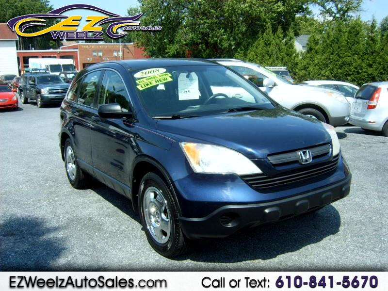 Honda CR-V LX 4WD AT 2008