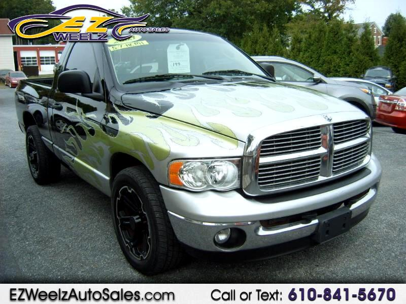 Dodge Ram 1500 SLT Long Bed 2WD 2003