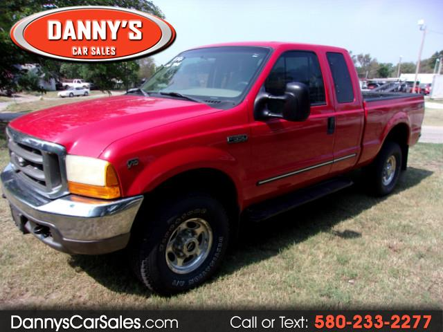 2000 Ford F-350 SD Lariat SuperCab Short Bed 4WD