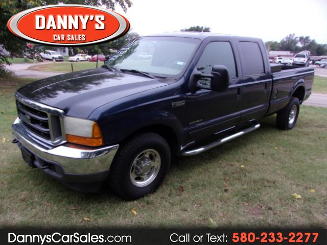2001 Ford F-350 SD Lariat Crew Cab Short Bed 2WD