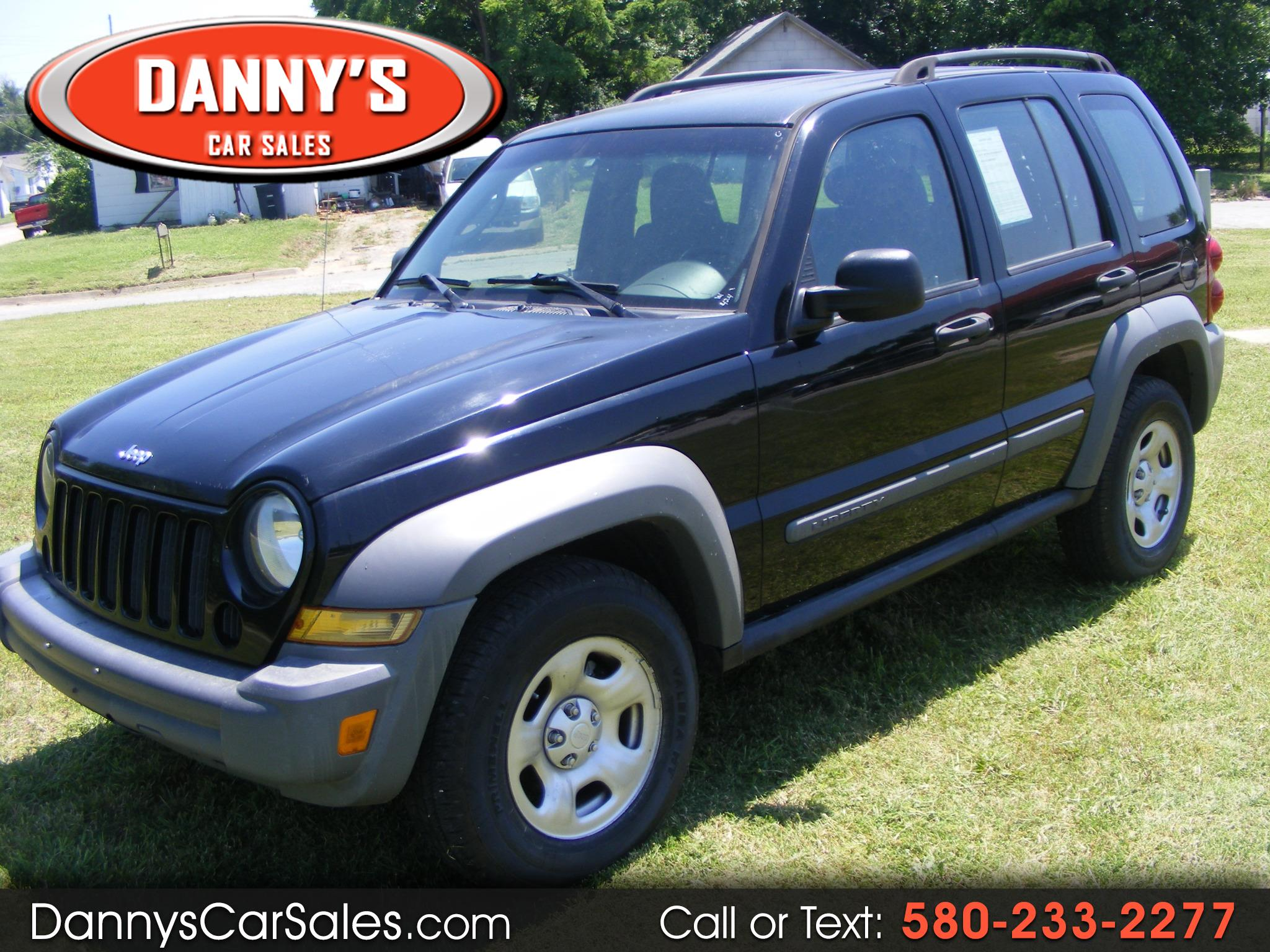 Jeep Liberty 4dr Sport 2005