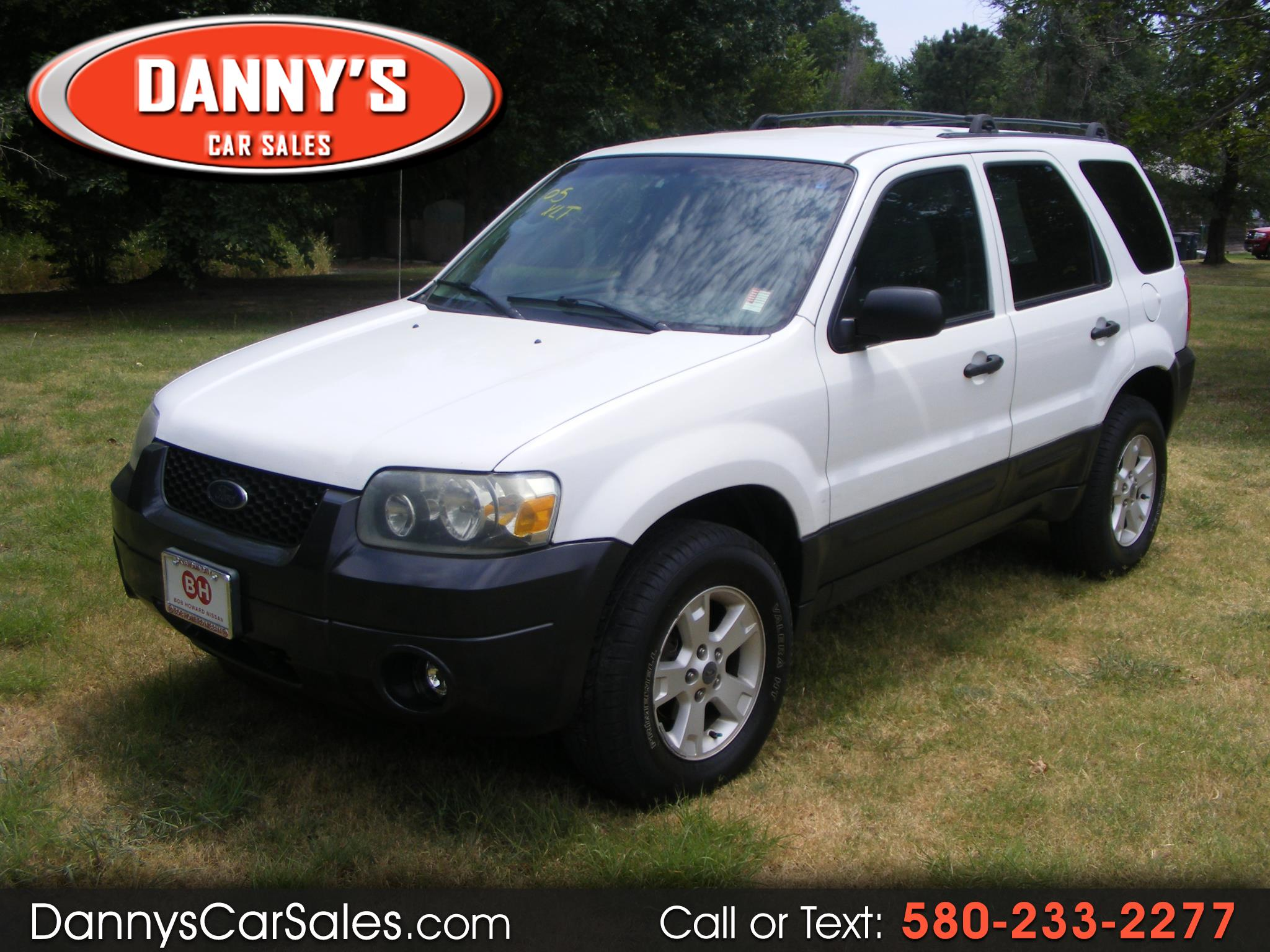 "Ford Escape 4dr 103"" WB 3.0L XLT 2005"