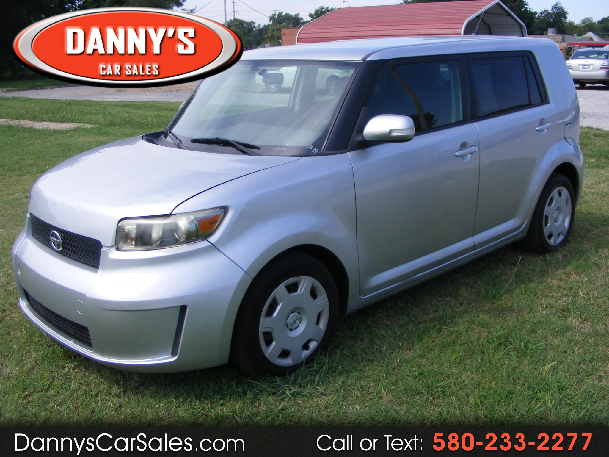 Scion xB 5dr Wgn Man (Natl) 2010