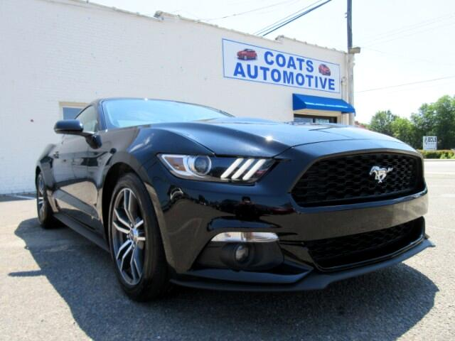 2017 Ford Mustang Eco Boost Primium Coupe