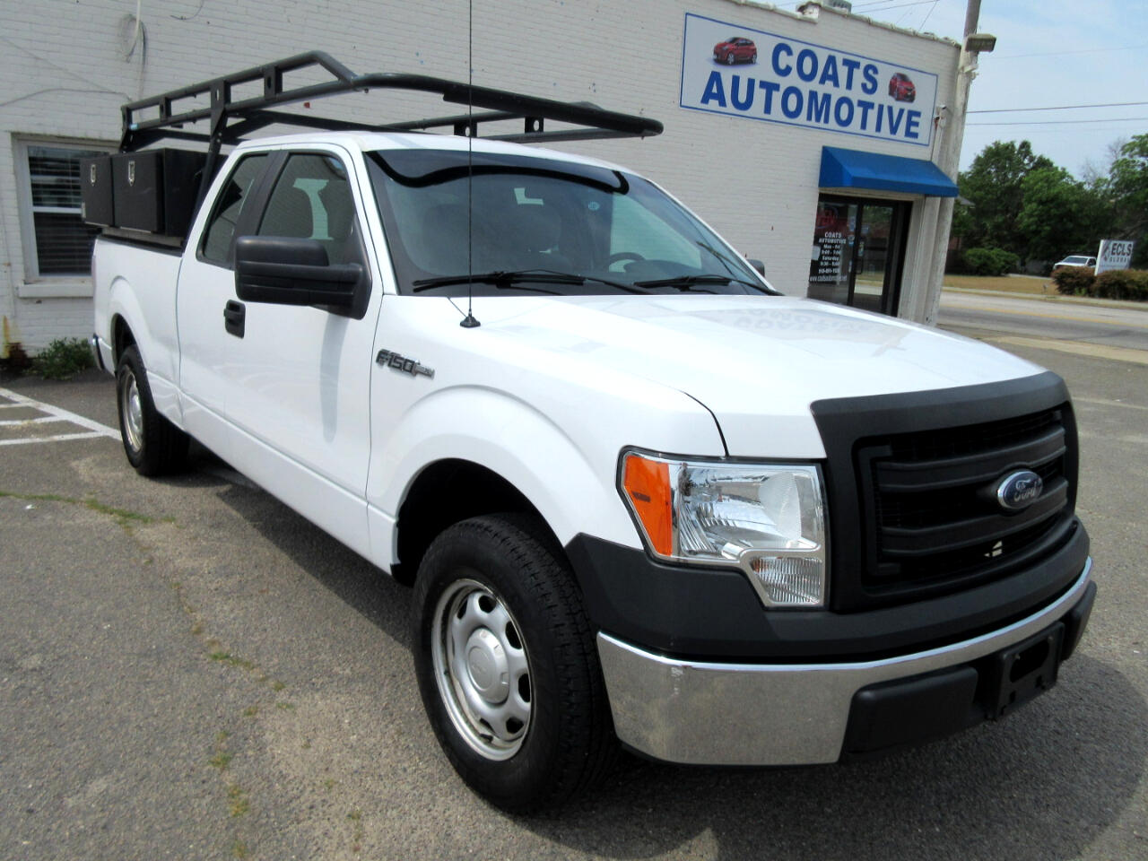 2013 Ford F-150 XL SuperCab 6.5-ft. Bed 2WD