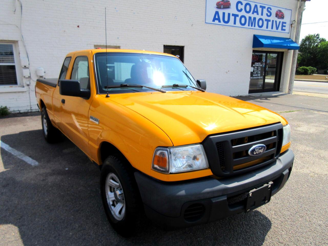 2010 Ford Ranger XL SuperCab 2WD