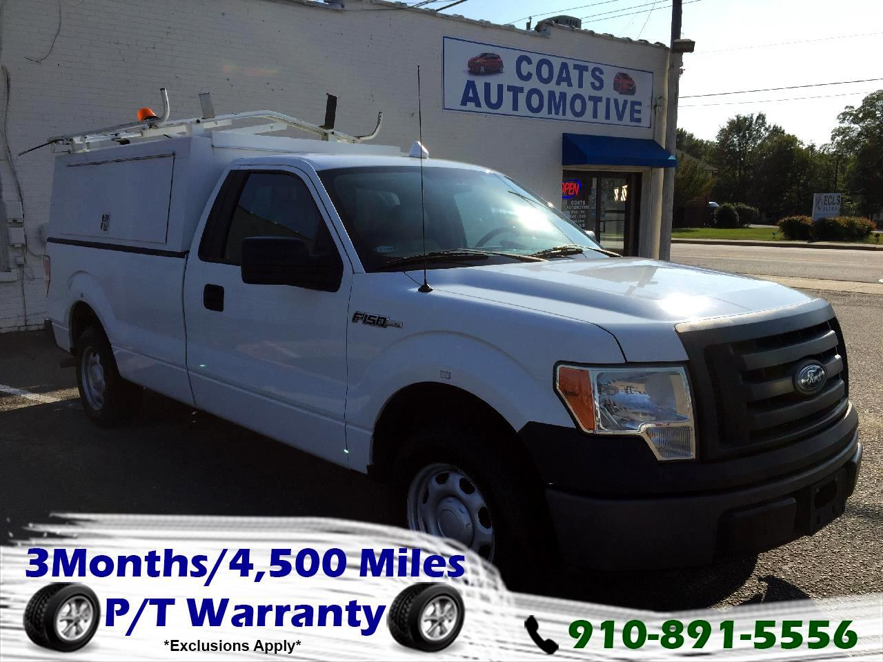 Ford F-150 XL 6.5-ft. Bed 2WD 2010