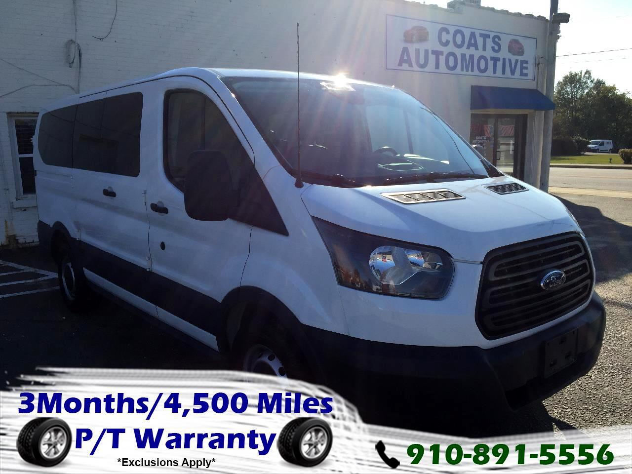 Ford Transit 150 Wagon Low Roof XL 60/40 Pass. 130-in. WB 2016