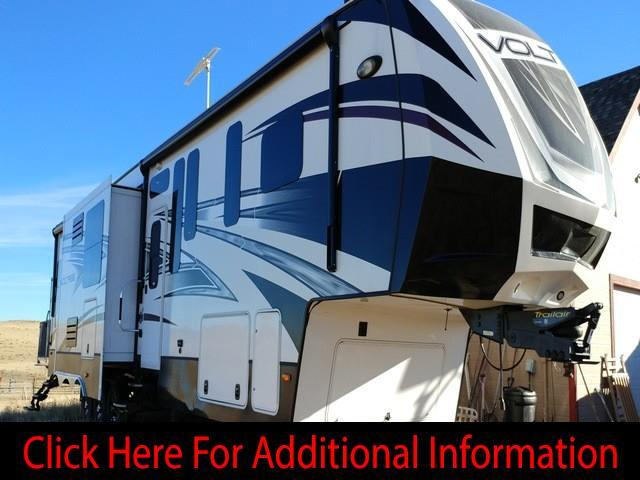 2015 Dutchmen Voltage EPIC IV 3970 TOYHAULER