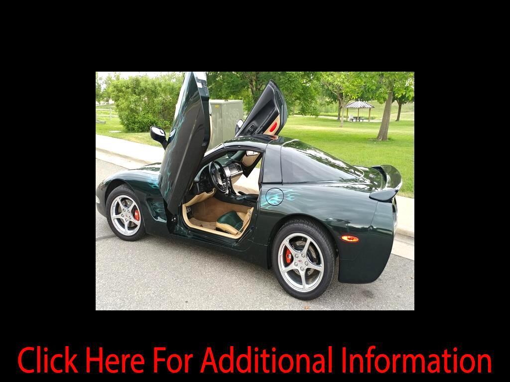 2000 Chevrolet Corvette 2dr Coupe Hatchback
