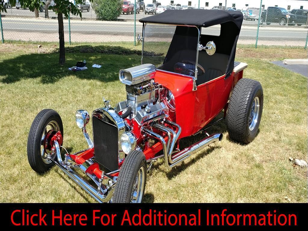 1919 Ford Model T Hot Rod
