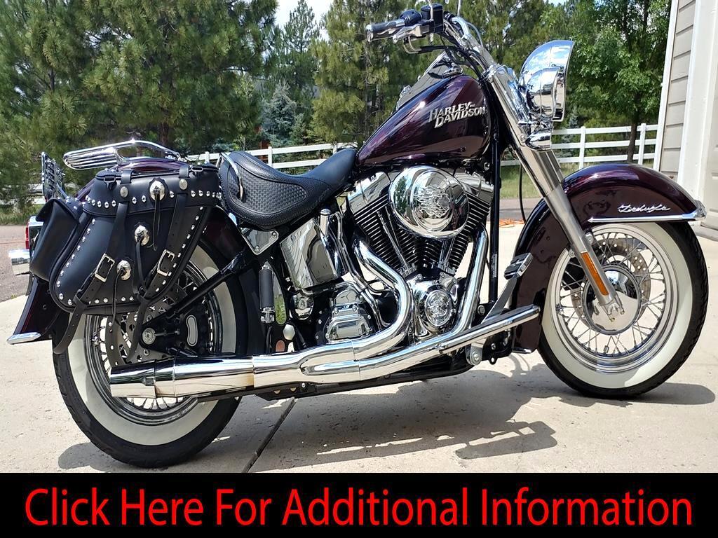 2005 Harley-Davidson Softail Deluxe
