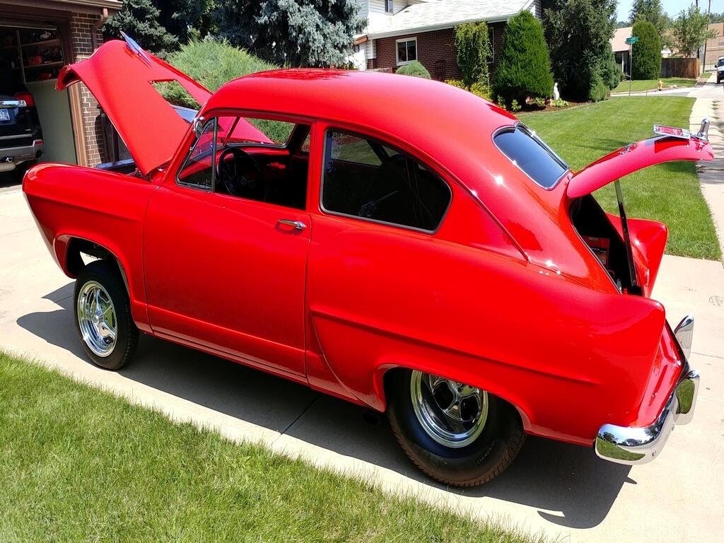 1953 Henry J Standard 2 Door Sedan