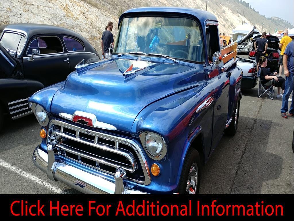 1956 Chevrolet 3100 Pickup