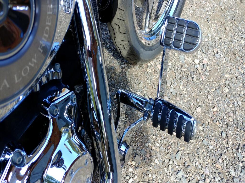 2004 Harley-Davidson FXDL FXDLi Dyna Low Rider