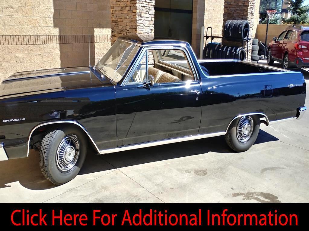 1964 Chevrolet El Camino Chevelle