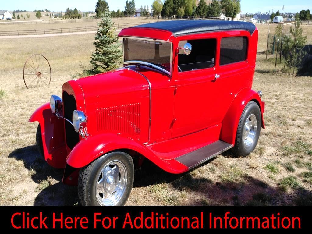 1930 Ford Model A Base