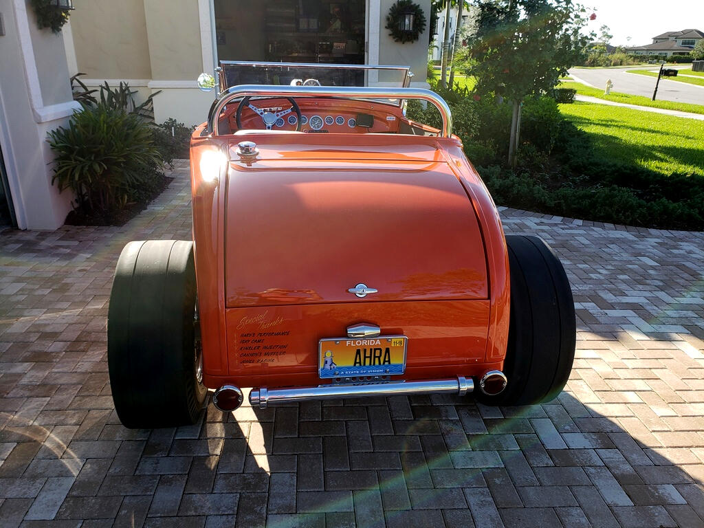 1931 Ford Model A Roadster photo
