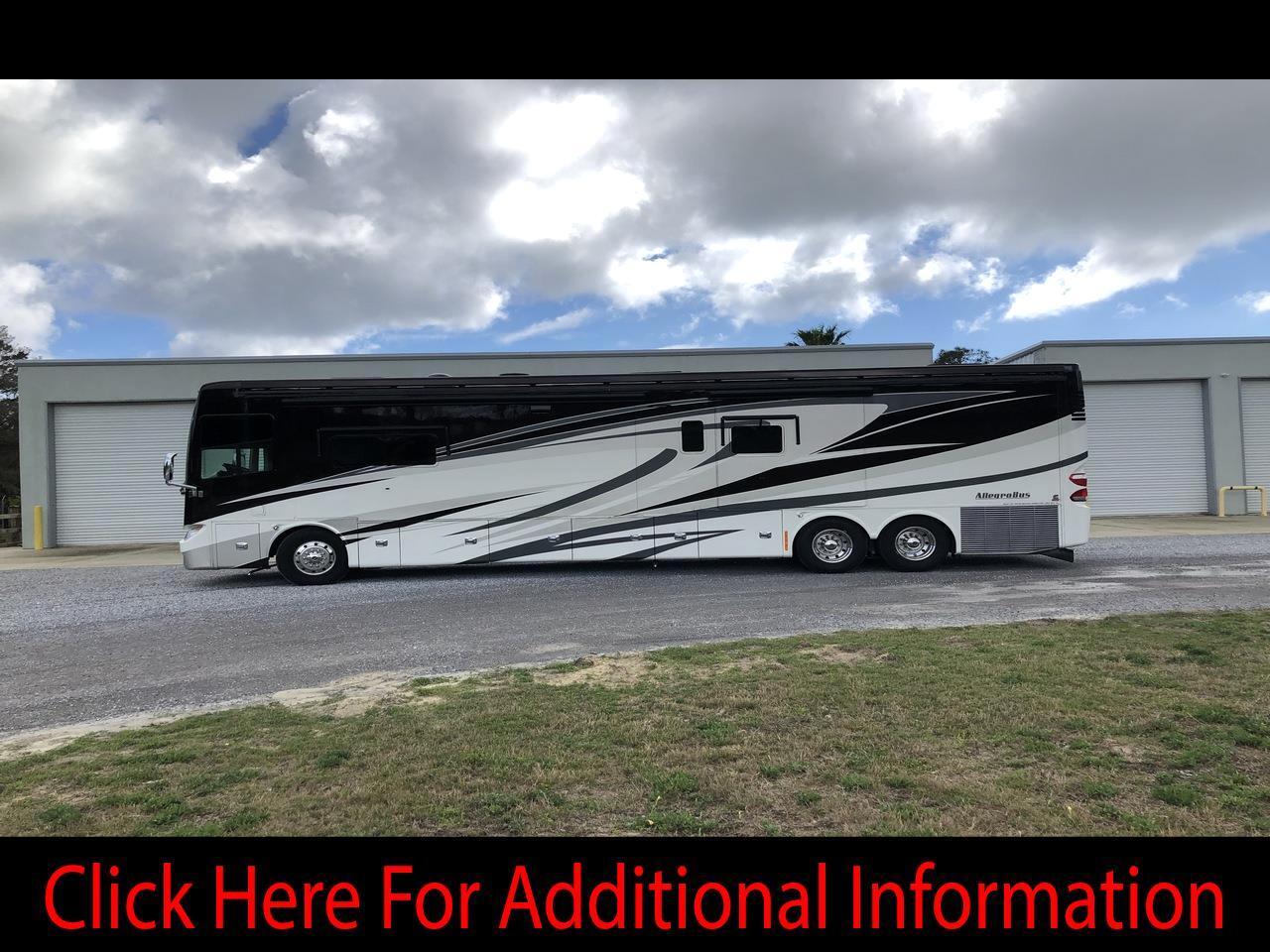 2015 Tiffin Motorhomes Allegro Bus 45LP