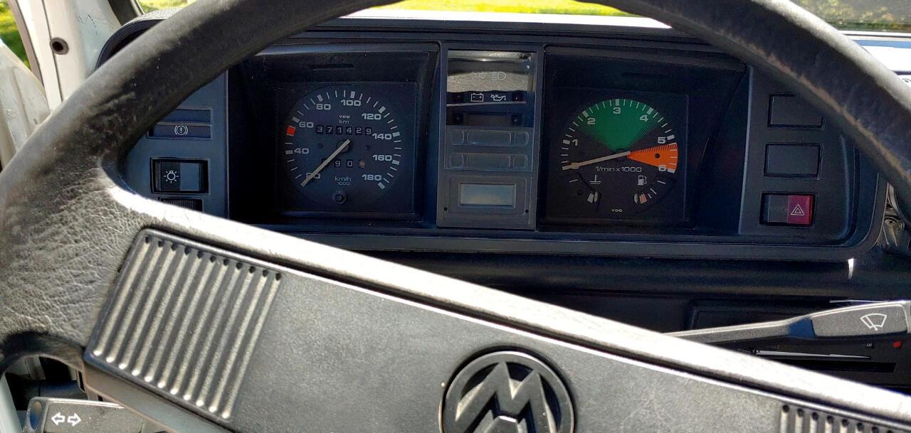 1989 Volkswagen T3 Transporter Syncro