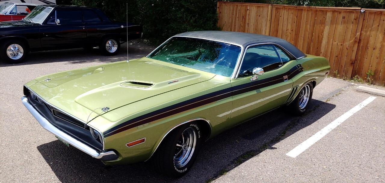 1971 Dodge Challenger 2dr Cpe R/T
