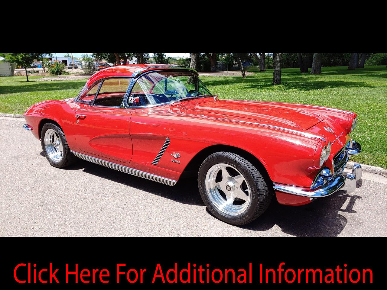 1962 Chevrolet Corvette 2dr Hardtop photo