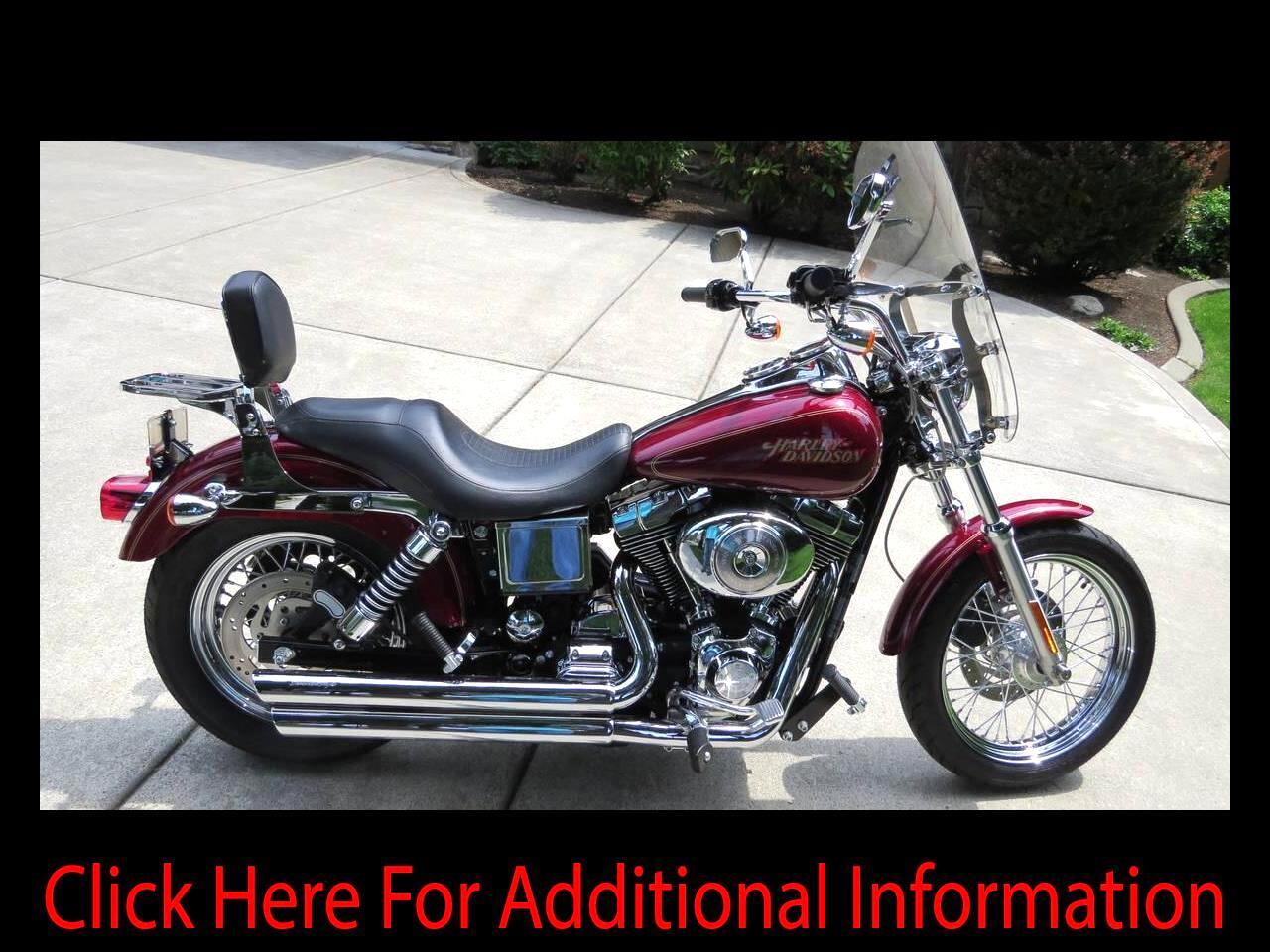 Harley-Davidson Dyna Low Rider  2005