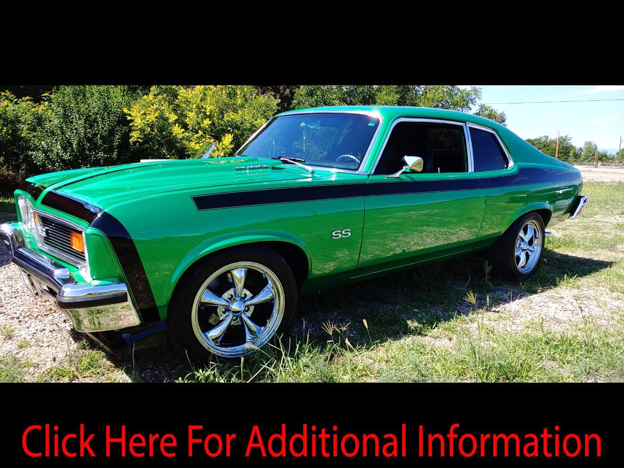 Chevrolet Nova SS 1973