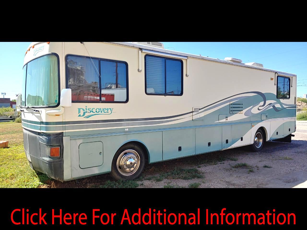 1997 Fleetwood Discovery 36A