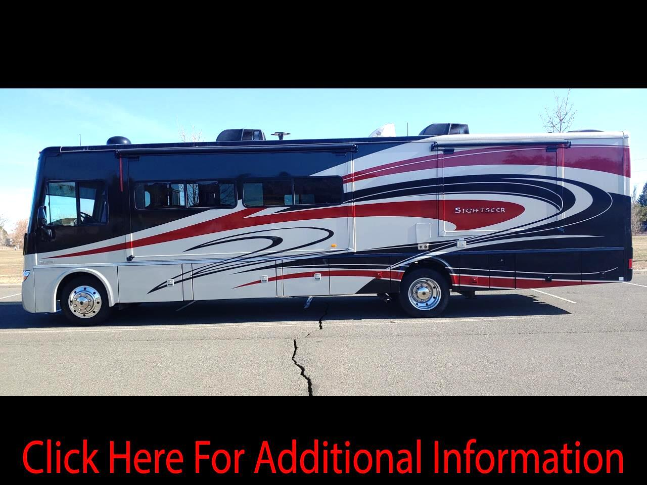Winnebago Sightseer  2015