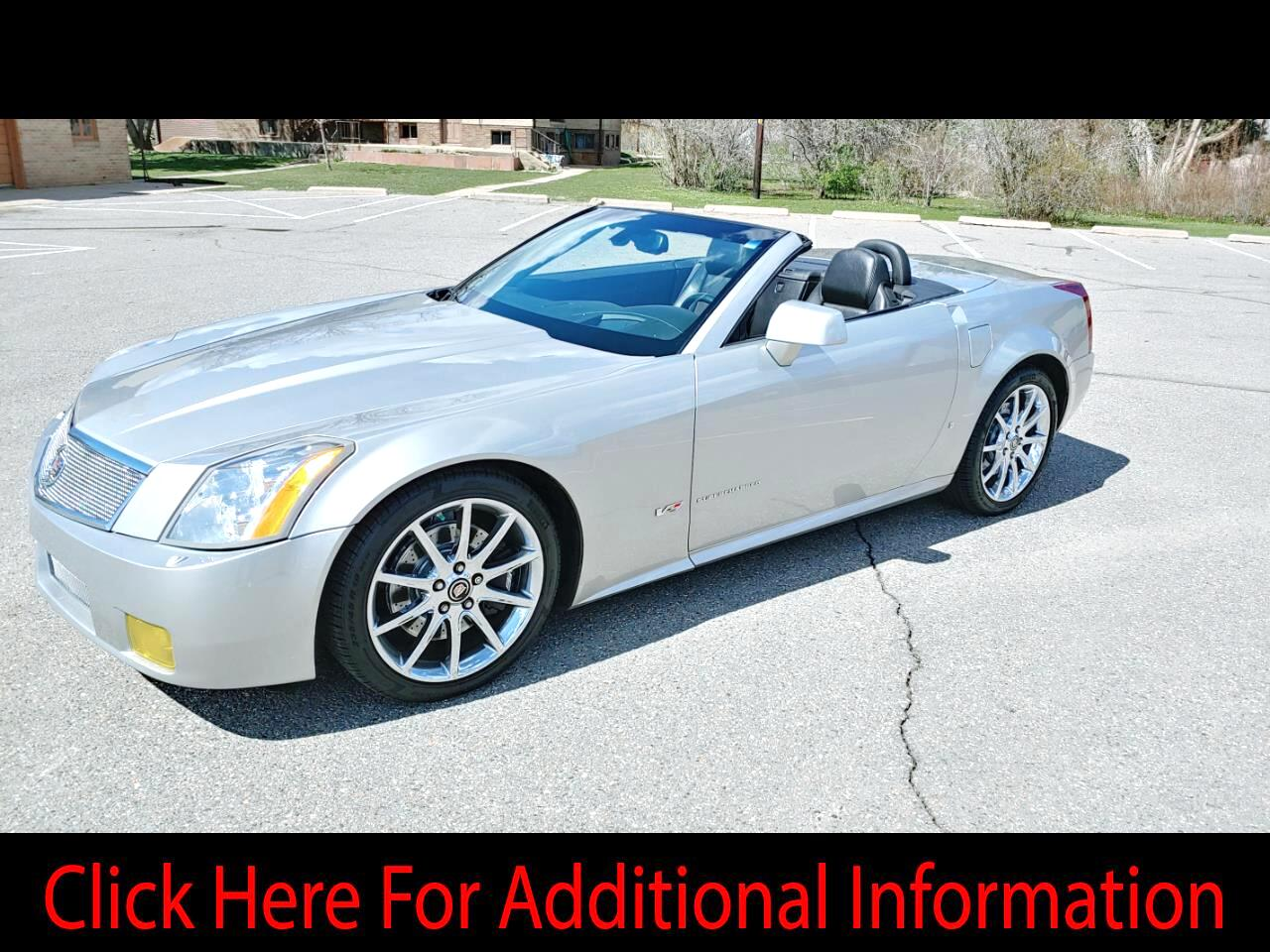 Cadillac XLR-V 2dr Convertible 2008