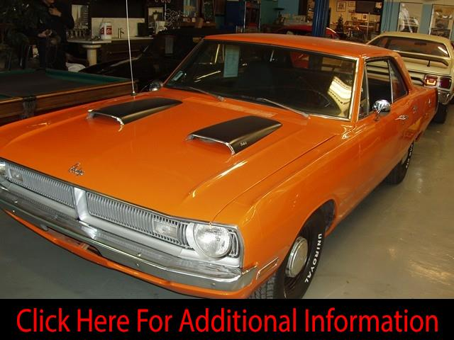 1970 Dodge Dart Swinger 340
