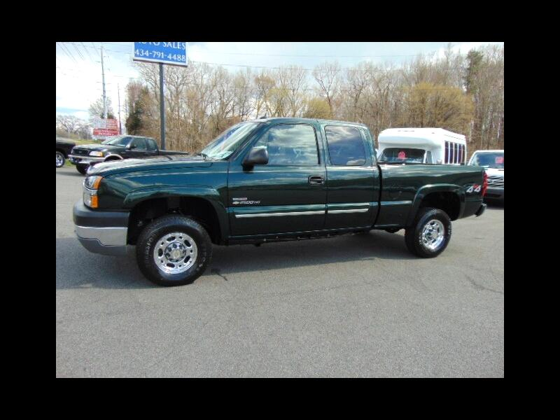 2004 Chevrolet Silverado 2500HD LT-3 EXTENDED CAB
