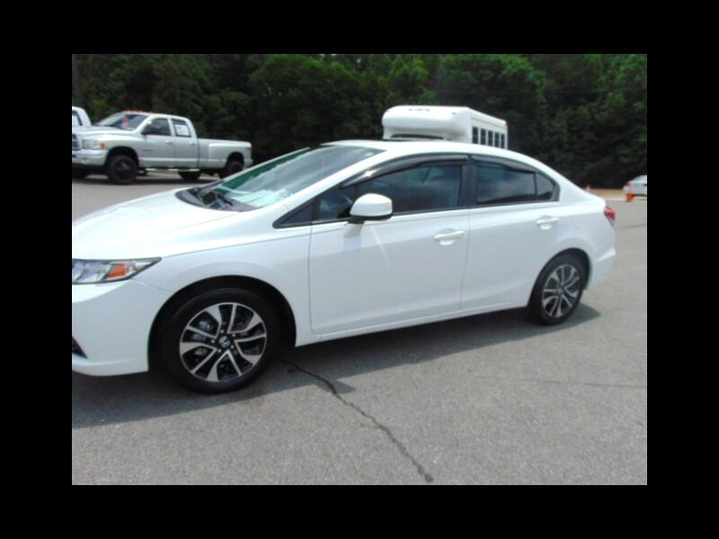 2013 Honda Civic EX-L Automatic
