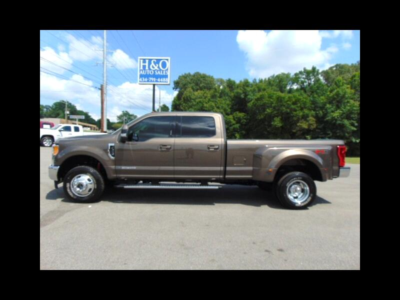 "2017 Ford F-350 Crew Cab 4dr 168.4"" WB DRW"