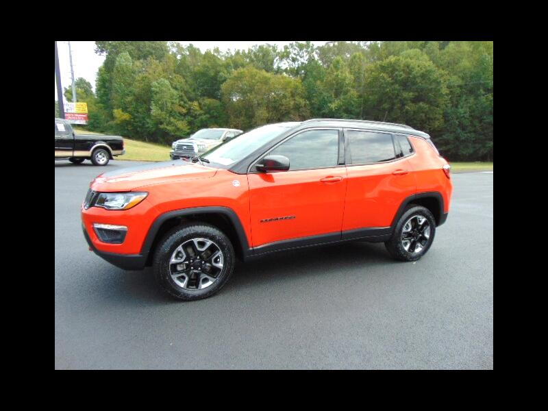 2017 Jeep Compass TRAIL HAWK 4X4