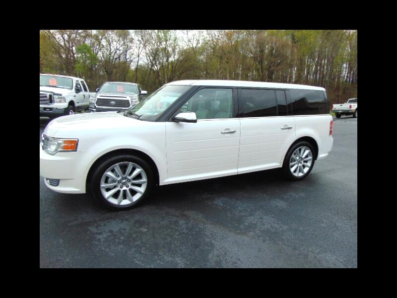 Ford Flex Limited AWD 2011